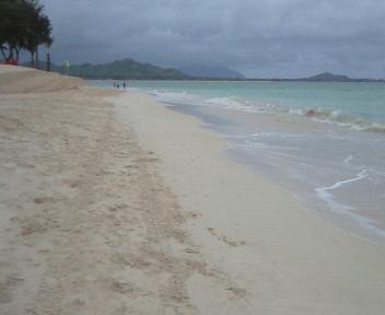 カイルアビーチへ